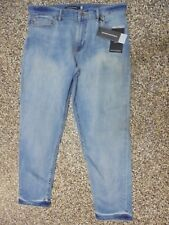 NWT Banana Republic Tapered Men's Rapid Movement Jeans Light Vintage 28 X 32