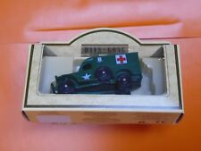 Lledo No 29000 - Diecast Model Of A 1942 Green Dodge 4x4 U.S. Field Ambulance