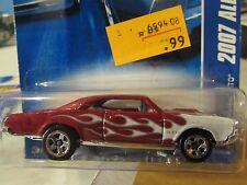 Hot Wheels 1967 Pontiac GTO 2007 All Stars Red