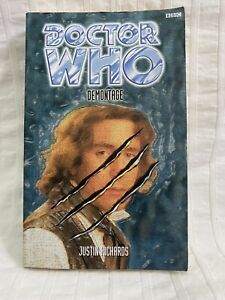 Doctor Who: Demontage by Justin Richards (Paperback, 1999)