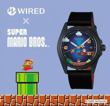 Seiko Wired x Nintendo Super Mario Bros Limited Edition 300 Wrist Watch