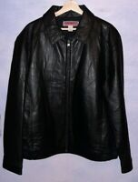 Super soft leather jacket by Merona