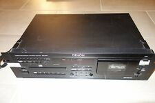 Denon DN-T620 Professional CD Player/Cassette Recorder Combination Tape Deck