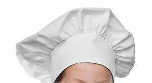 Daystar Apparel 1 Style 800 Adult Chef Hat 20 COLORS!~ Made in USA