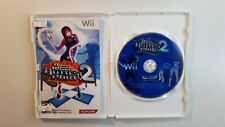 DANCE DANCE REVOLUTION HOTTEST PARTY 2 DDR (GAME ONLY) WII COMPLETE CIB GOOD