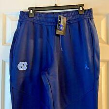 Nike Air Jordan Athletic Pants UNC Tar Heels Therma North Carolina Size L NWT