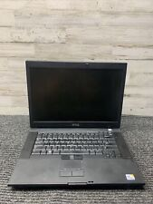 Dell Latitude E6500 Laptop, Core 2 Duo 2.26GHz P8400 - 4GB RAM, 80GB HDD *READ*