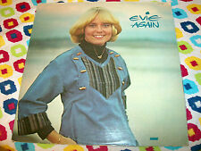 EVIE GOSPEL LP..EVIE AGAIN......EVIE TORNQUIST KARLSSON..NEAR MINT..PLAYS GREAT