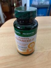 Purity Products Dr. Cannell's Advanced Vitamin D Formula 60 Veg Cap exp 11/2020