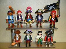 PLAYMOBIL PIRATE FIGURES (Spare men for Galleon,Ships Crew)