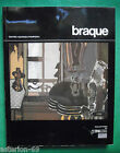 BRAQUE NADINE POUILLON CATALOGUE DES COLLECTIONS DU MUSEE D'ART MODERNE POMPIDOU