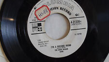 THE CHUCK WAGON GANG COLUMBIA RECORDS PROMOI'VE GOT A PRECIOUS FRIEND/I WANT TO