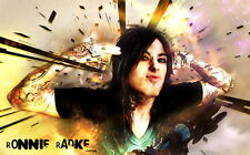 """003 Falling In Reverse - American Rock Band Music Stars 22""""x14"""" Poster"""