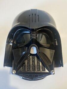 Star Wars Darth Vader Voice Changing Talking Mask Helmet Hasbro Disney