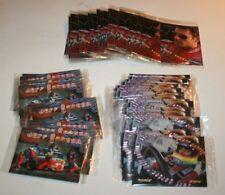 Lot of 52 sealed Jeff Gordon 1997 Pepsi Pinnacle race cards--21 #1, 11 #2, 20 #3