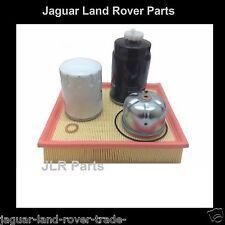 Land Rover Discovery 2 defender TD5 Kit de servicio filtro aire aceite combustible Rotor lavadora