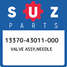 13370-43011-000 Suzuki Valve assy,needle 1337043011000, New Genuine OEM Part
