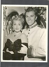 LANA TURNER + FERNANDO LAMAS - 1952 THE MERRY WIDOW - MUSICAL