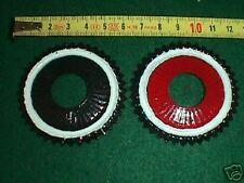 2 Kokarden Knopf 94 für Kürassier-Helme