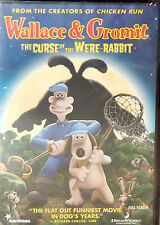 2006 Wallace & Gromit: Curse of The Were-Rabbit Animation Anime Comedy NEW DVD