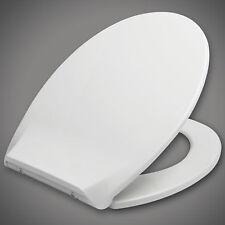 WC Sitz Toilettendeckel Toilettensitz softclose Sanft Klodeckel weiß WS2585