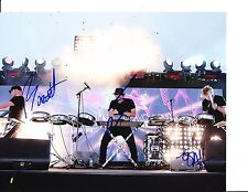 THE GLITCH MOB GROUP SIGNED OUTDOOR STAGE 8X10
