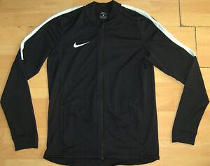Nike Trainings - Jacke in M - Blackwhite