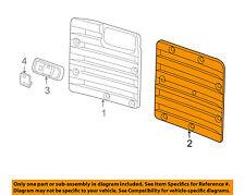GM OEM Back Door-Trim Panel Left 23449568