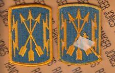 U.S. Army Soldier Media Center dress uniform patch m/e B