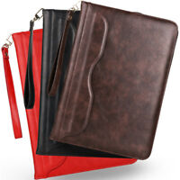 Hand Rope Leather Smart Stand Case Cover For New iPad Mini 1 2 3 4 Air Pro 10.5""