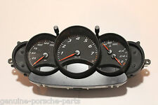 Porsche 986 Boxster 2000 Instrument Cluster Black GB Model Used 9866411070570C
