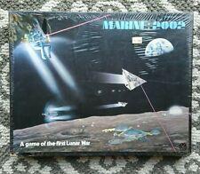 NEW Yaquinto 1979 MARINE : 2002 Game of the 1st Lunar War Original Shrinkwrap