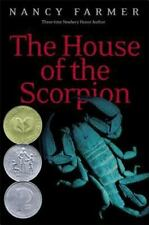 The House of the Scorpion, Nancy Farmer, Good Condition, Book