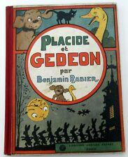 BENJAMIN RABIER PLACIDE ET GEDEON GARNIER FRERES EO 1926 BON ETAT