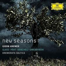 New Seasons von Gidon Kremer (2015)