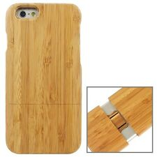 Coque de protection en bois de bambou pour l'iPhone 6 plus écologique