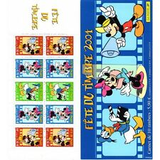 Bande Carnet BC3641A - Fête du timbre - Disney - 2004