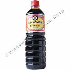 Kikkoman naturalmente elaborada salsa de soja - 1L