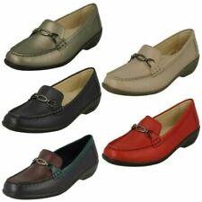 Ladies Padders Wide Fit Loafers 'Ellen'