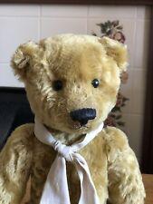 "Hartrick Bears  - Mohair Bear - Artist Bear - Rare Collectable Bear - 14"" OOAK"