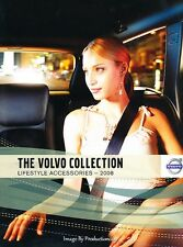 2008 Volvo Lifestyle Accessories 34-page Original Brochure Catalog Model Car
