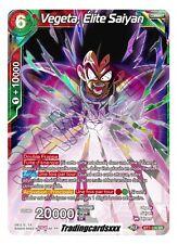 ♦Dragon Ball Super♦ Vegeta, Elite Saiyan : BT7-114 SR -VF-