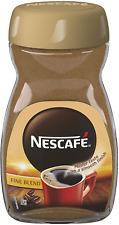 Nescaf Fine Blend Instant Coffee Jar, 100 g (Pack of 6) NEW UK