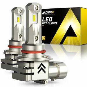 AUXITO 2X 9005 HB3 LED Headlight Bulbs Kit High Beam 6500K White Driving Lamp AU