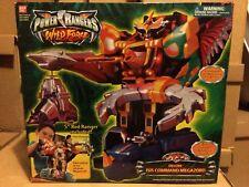 Power Rangers Wild Force Deluxe Isis Megazord 2002 Original MIB