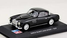 Simca Talbot Lago Sport 1955 schwarz 1:43 Ixo/Altaya Modellauto / Die-cast
