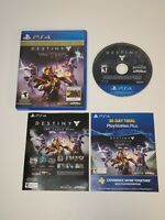 Destiny The Taken King Legendary Edition PS4 (PlayStation 4, 2015) CIB Complete