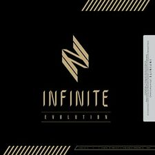 INFINITE - 2ND MINI ALBUM[ EVOLUTION] BTD