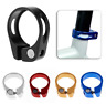 Ultralight Mountain Bike Seatpost Clamp MTB Road seatpost Clamp 27.2/30.8/31.6