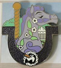 DISNEY STORYBOOK STEEDS PIN MARY POPPINS CAROUSEL HORSE REVEAL CONCEAL MYSTERY